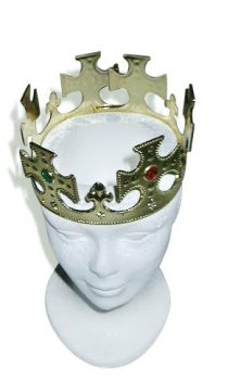 unha cabeza valeira coroada