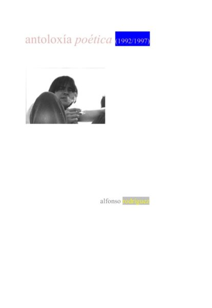 thumbnail of Antoloxía poética-Alfonso Rodríguez